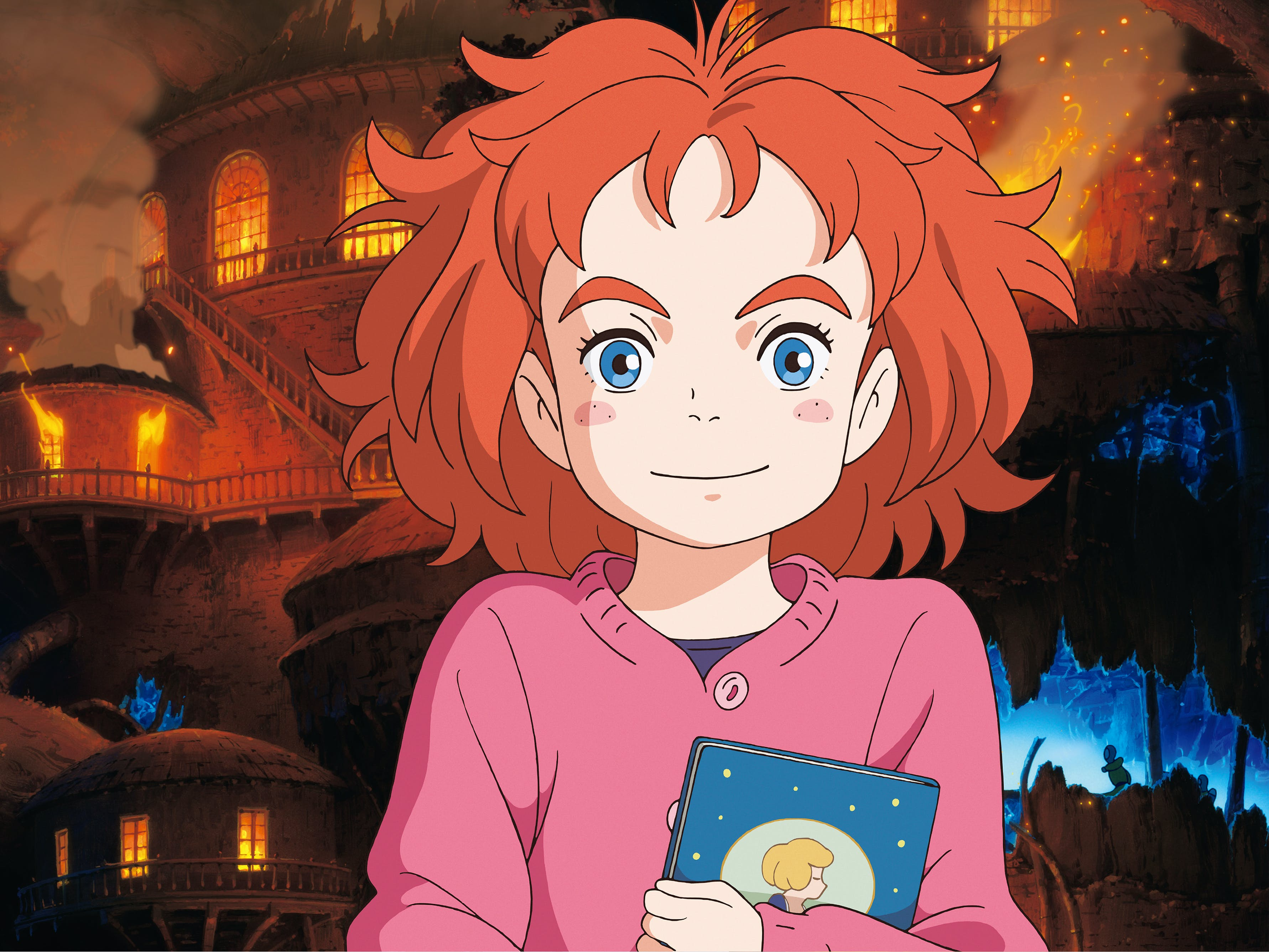 Mary and the witchs flower is coming to american theaters inverse mary and the witchs flower is coming to american theaters inverse izmirmasajfo