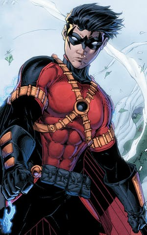Tim Drake as Robin in DC Comics Batman Ne 52