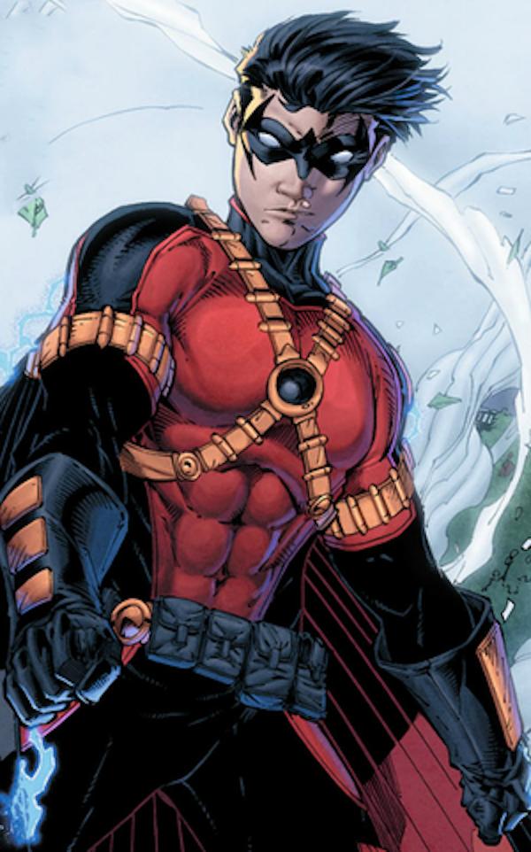 Tim Drake as Robin in DC Comics Batman Ne 52