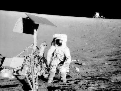 This Week Marks 50 Years Since Surveyor 1 Launched New Era of Moon Landings