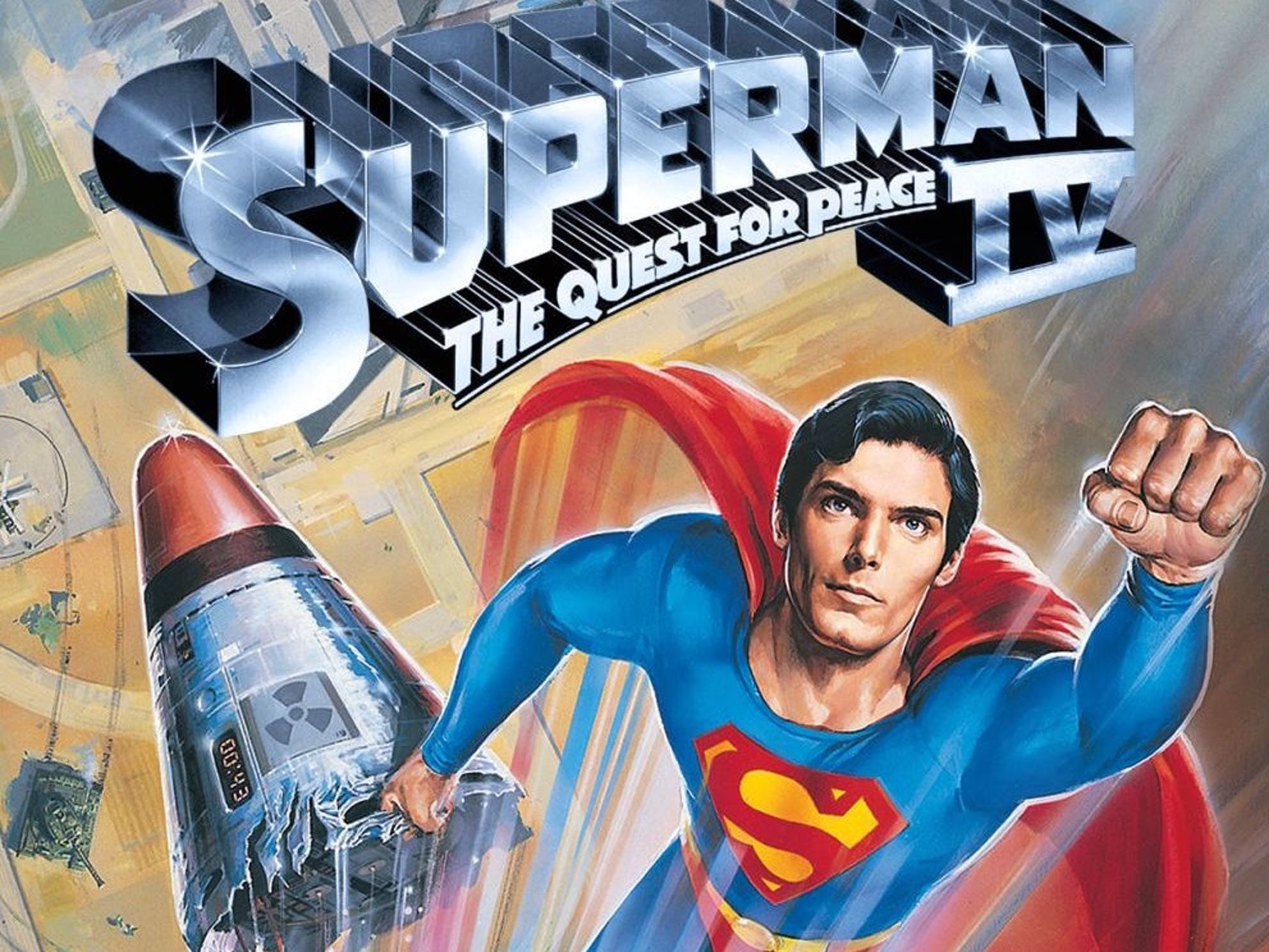 How the Shady Business of 'Superman IV' Sidelined the Man of