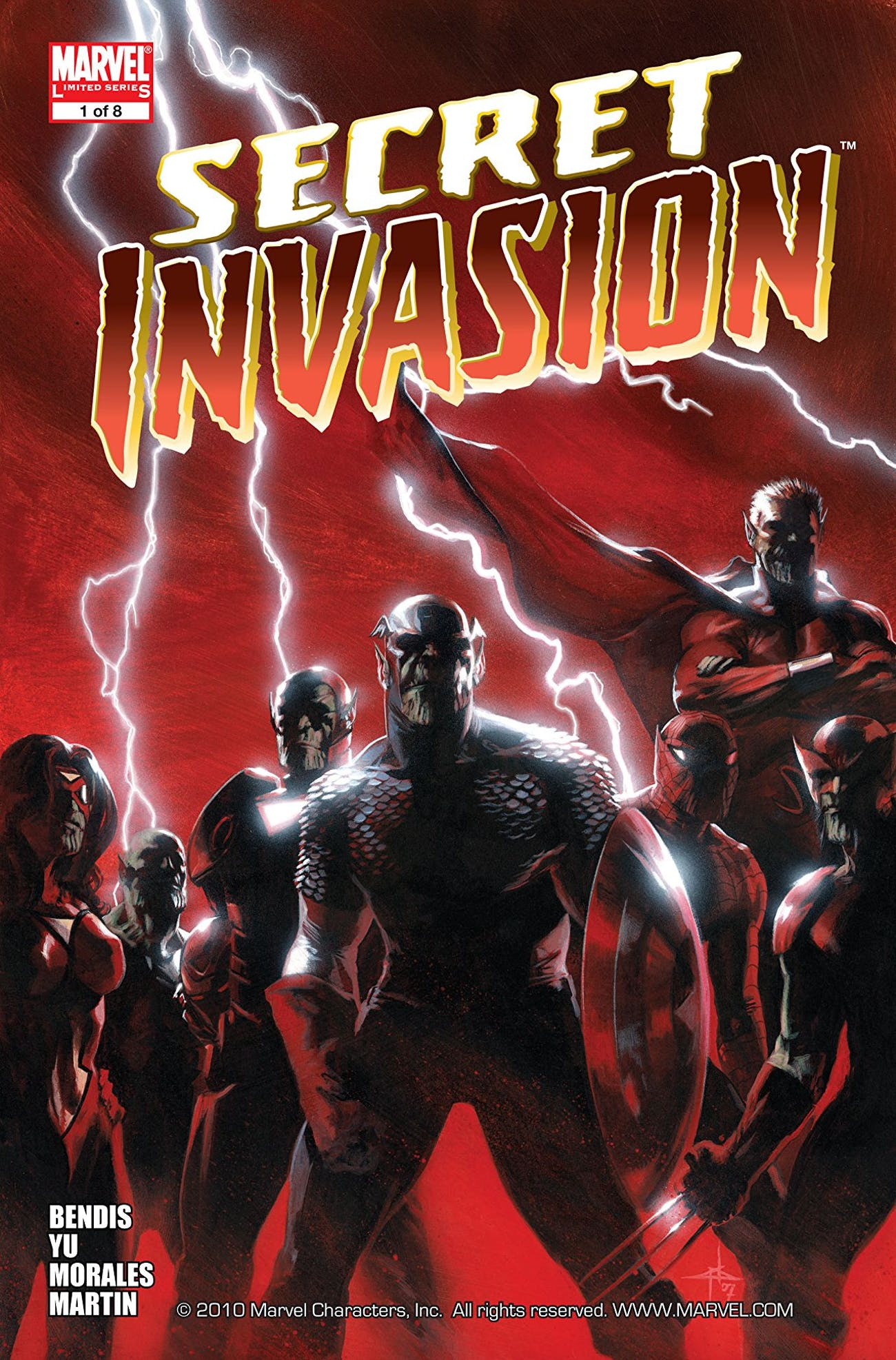 Secret Invasion Captain Marvel