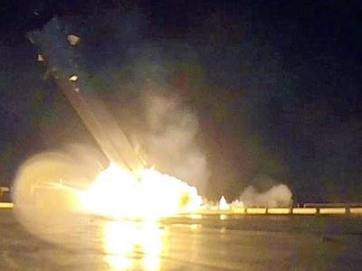 SpaceX Employee Says Alarms About Rocket Tests Got Him Fired