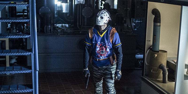The Real Heroes Resurrecting 'Arrow' Are His New Sidekicks