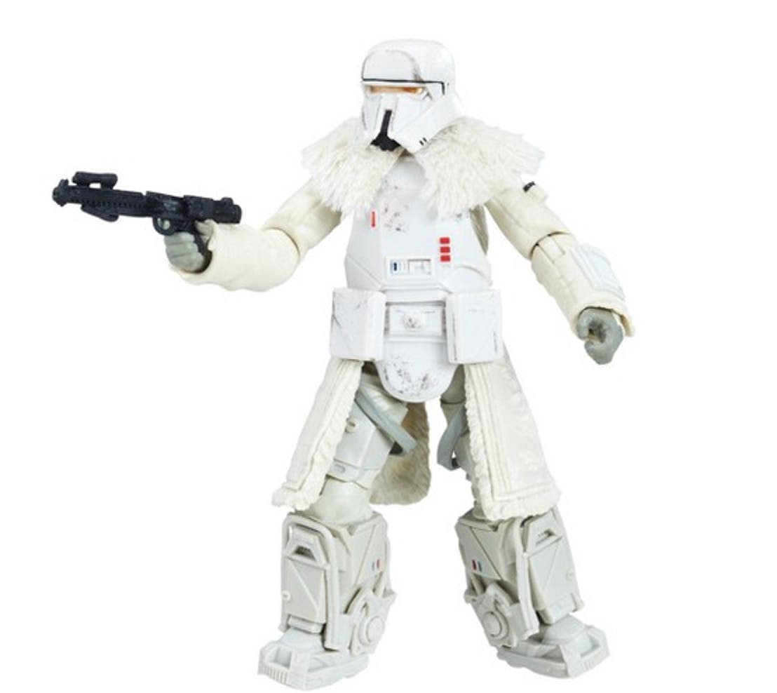 Range Trooper toy from Target
