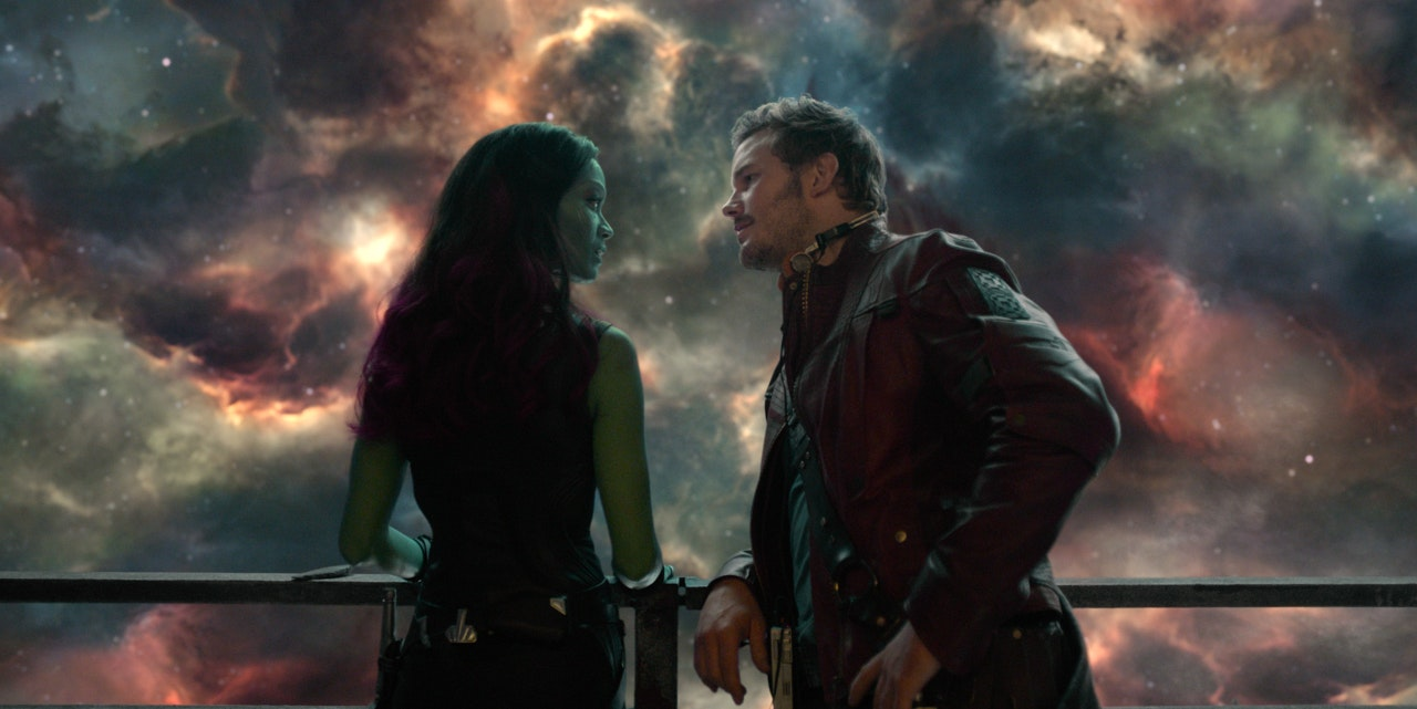 Why Star-Lord and Gamora Won't Give in and Bone Already