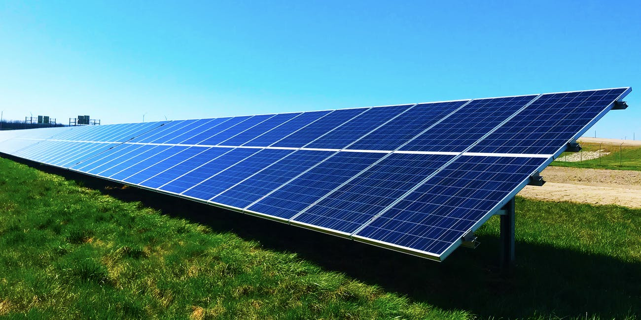 Solar Energy China S Pollution Hampered Panels Reveal A