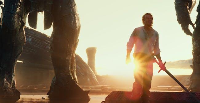 Transformers The Last Knight Mark Wahlberg