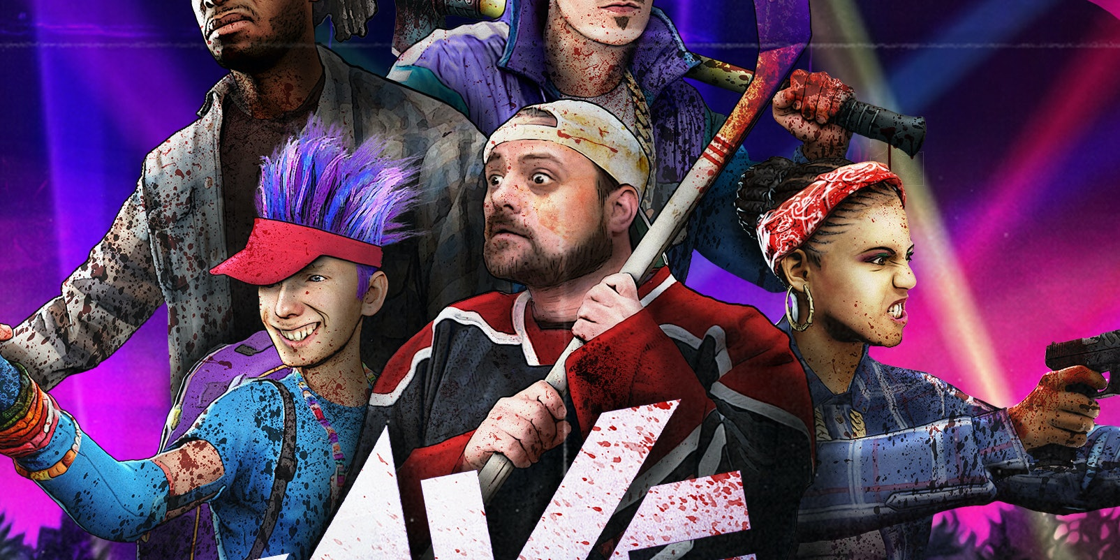 Kevin Smith Call of Duty