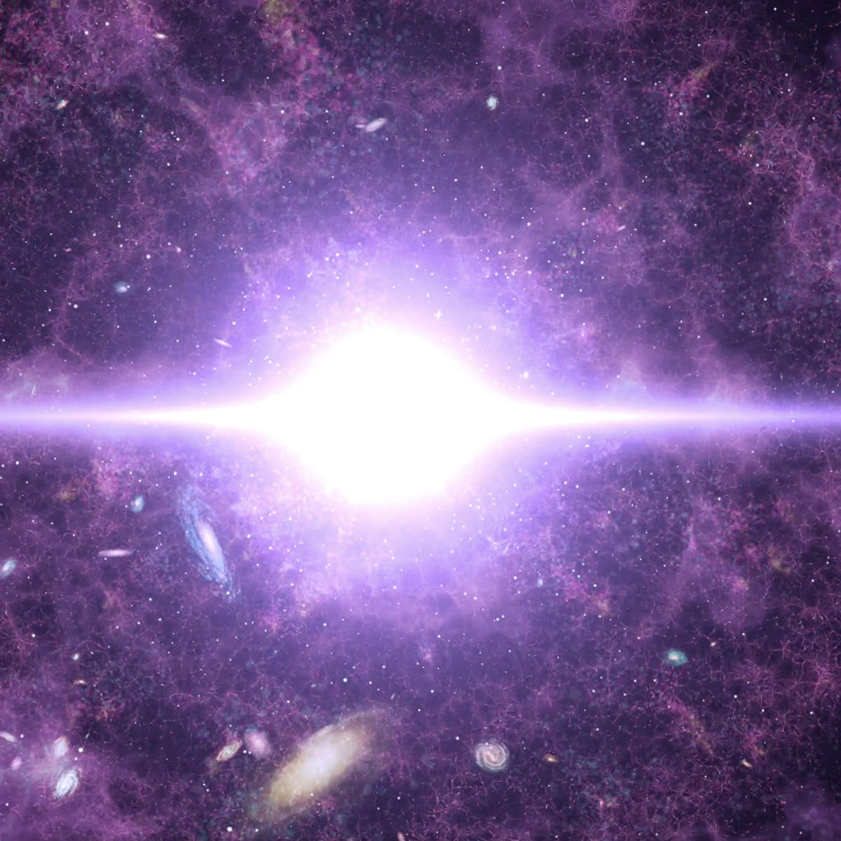Did the Big Bang really happen? Scientist disputes universe's origin story