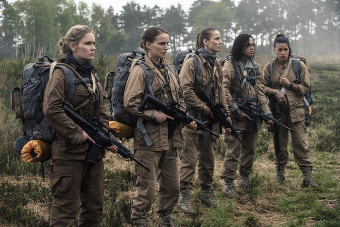 'Annihilation' sends five women on a perilous mission into the heart of a supernatural phenomenon.