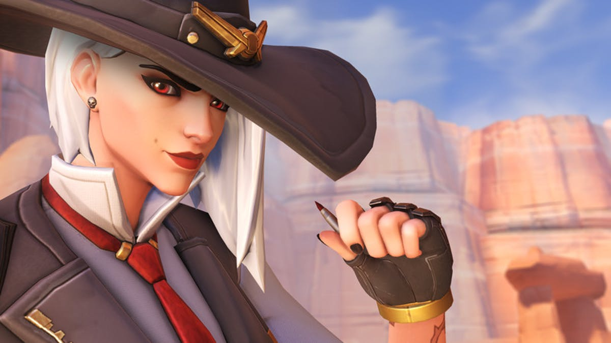 Overwatch' Ashe: New Videos Troll 'Fortnite' and 'Red Dead