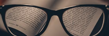 Glasses focus in on book translation