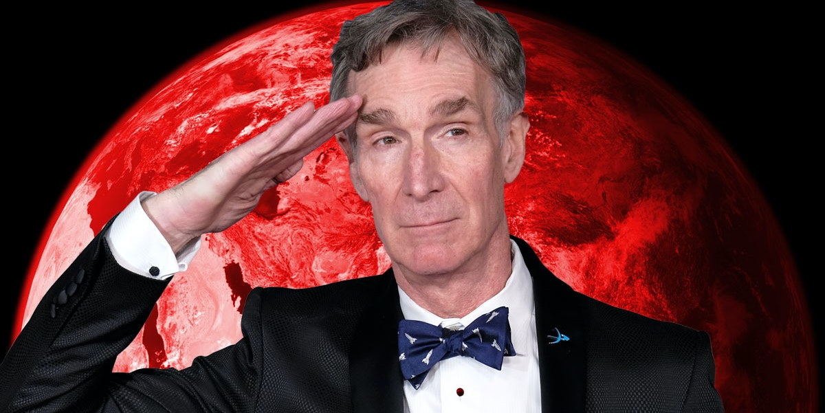 Bill Nye Will Reboot a Huge Franchise Called Science in 2017