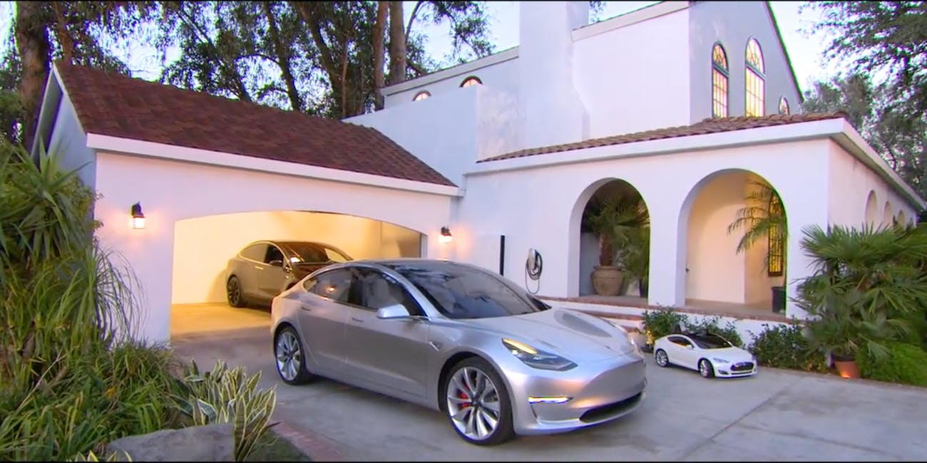 Elon Musk said on Twitter that Tesla will start orders for its solar roof tiles in April