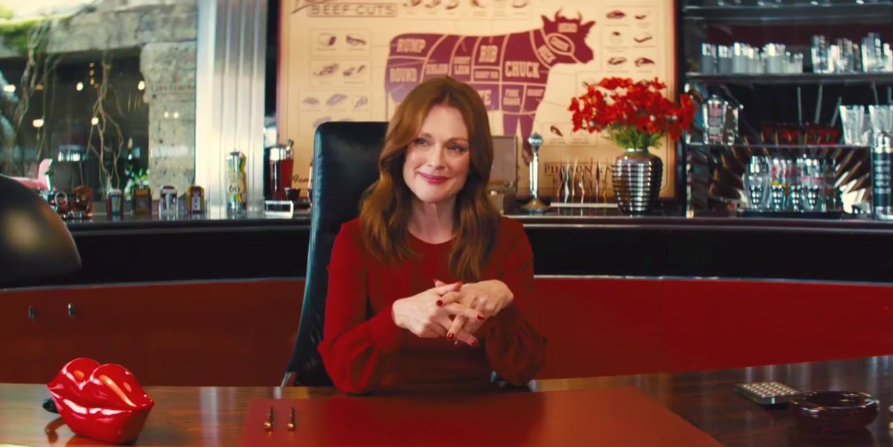 Julianne Moore in 'Kingsman: The Golden Circle'.