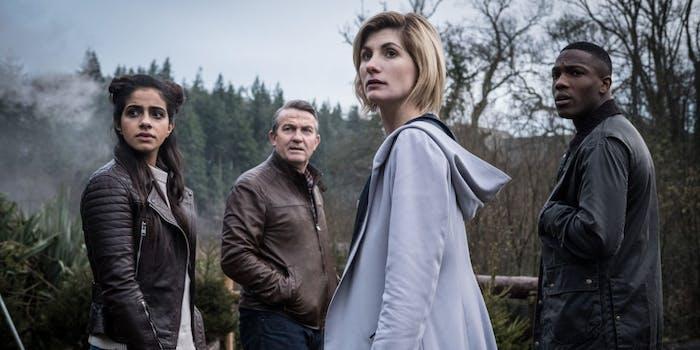 'Doctor Who' Season 11