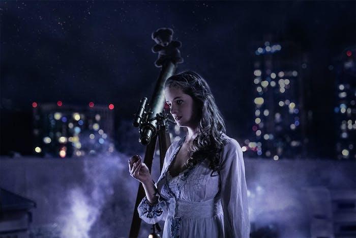 Zorya Polunochnaya in 'American Gods' episode 3 'Head full of Snow'