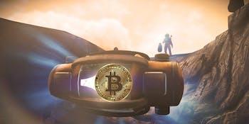'No Man's Sky' now has a Bitcoin treasure hunt.