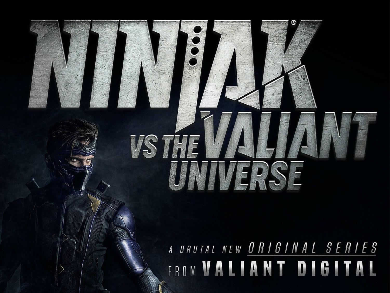 Valiant's Cinematic Universe Begins with Ninjak