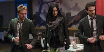 Defenders Infinity War Netflix