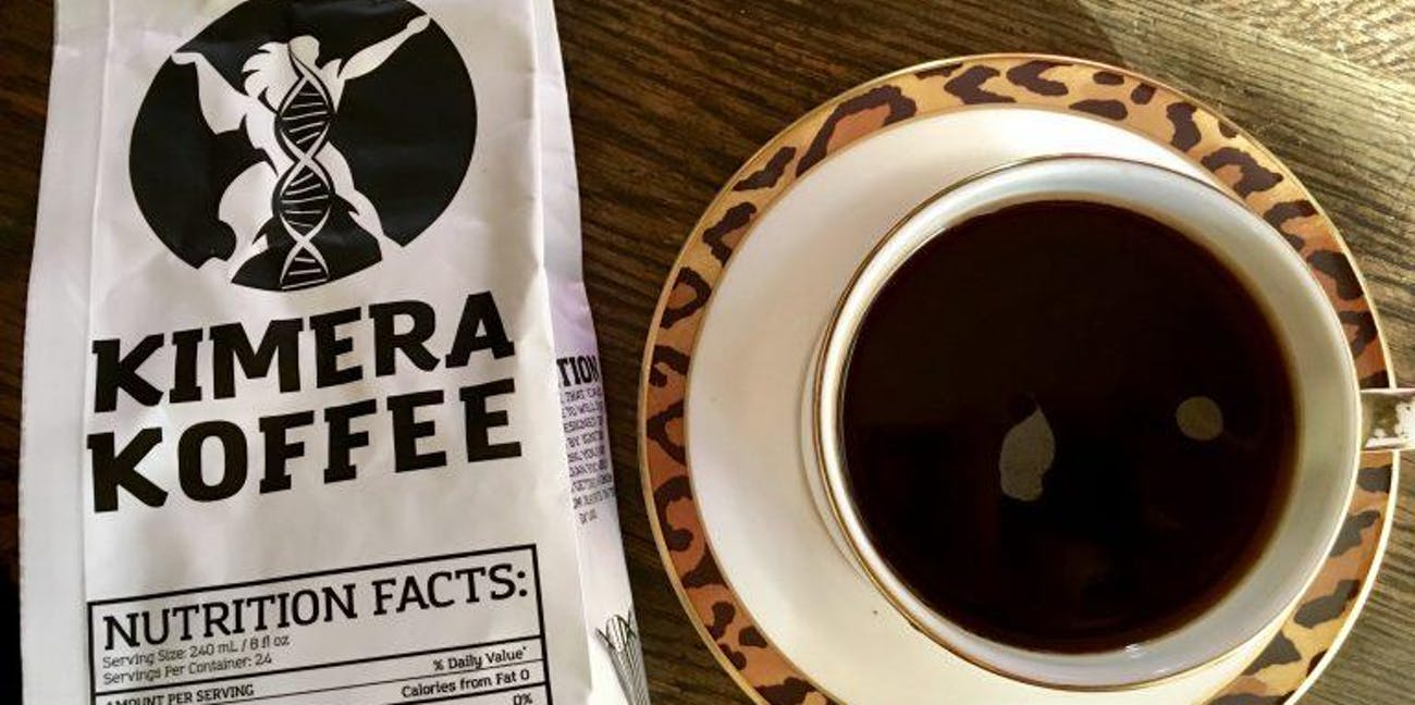 Kimera Koffee with Nootropics.