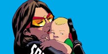 'Guardians 2''s Ayesha Joins A History of Female Breeders in Comics