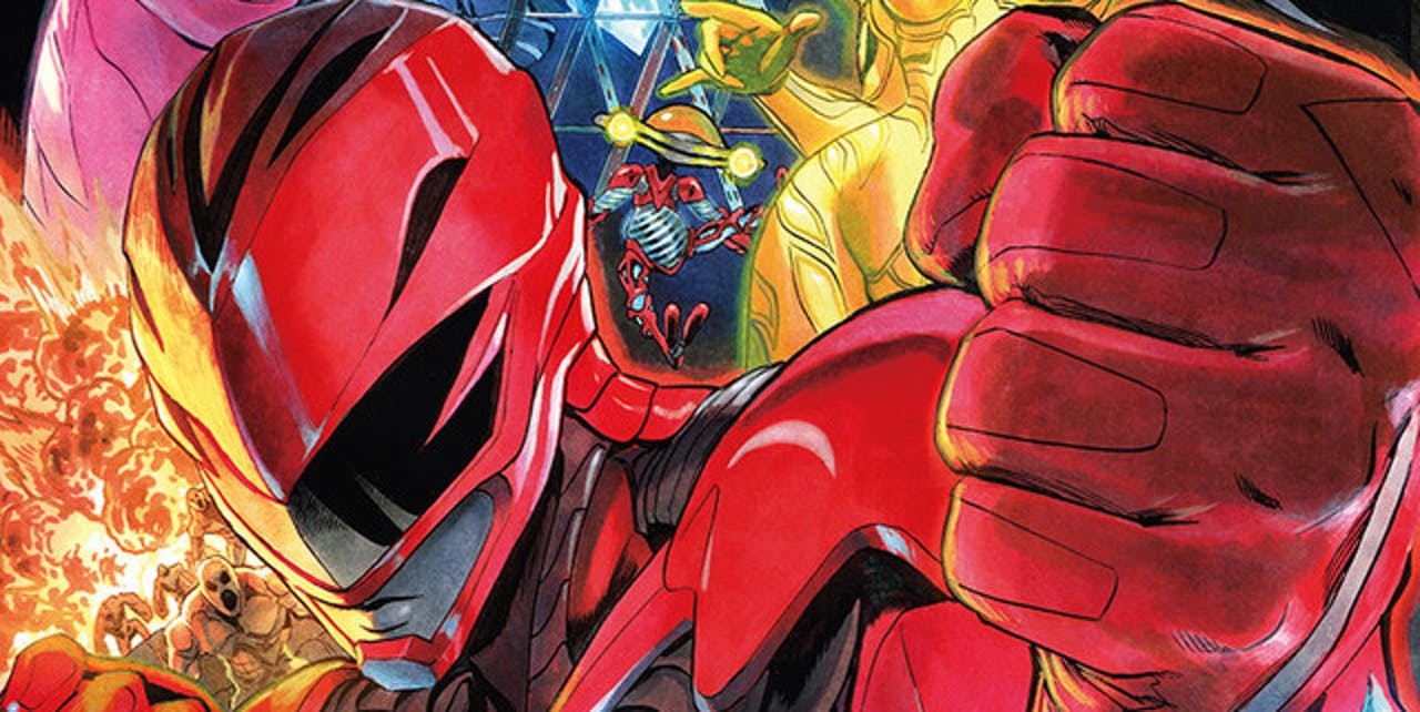 Power Rangers Lionsgate