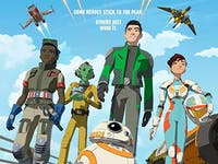'Star Wars Resistance' Team Fireball