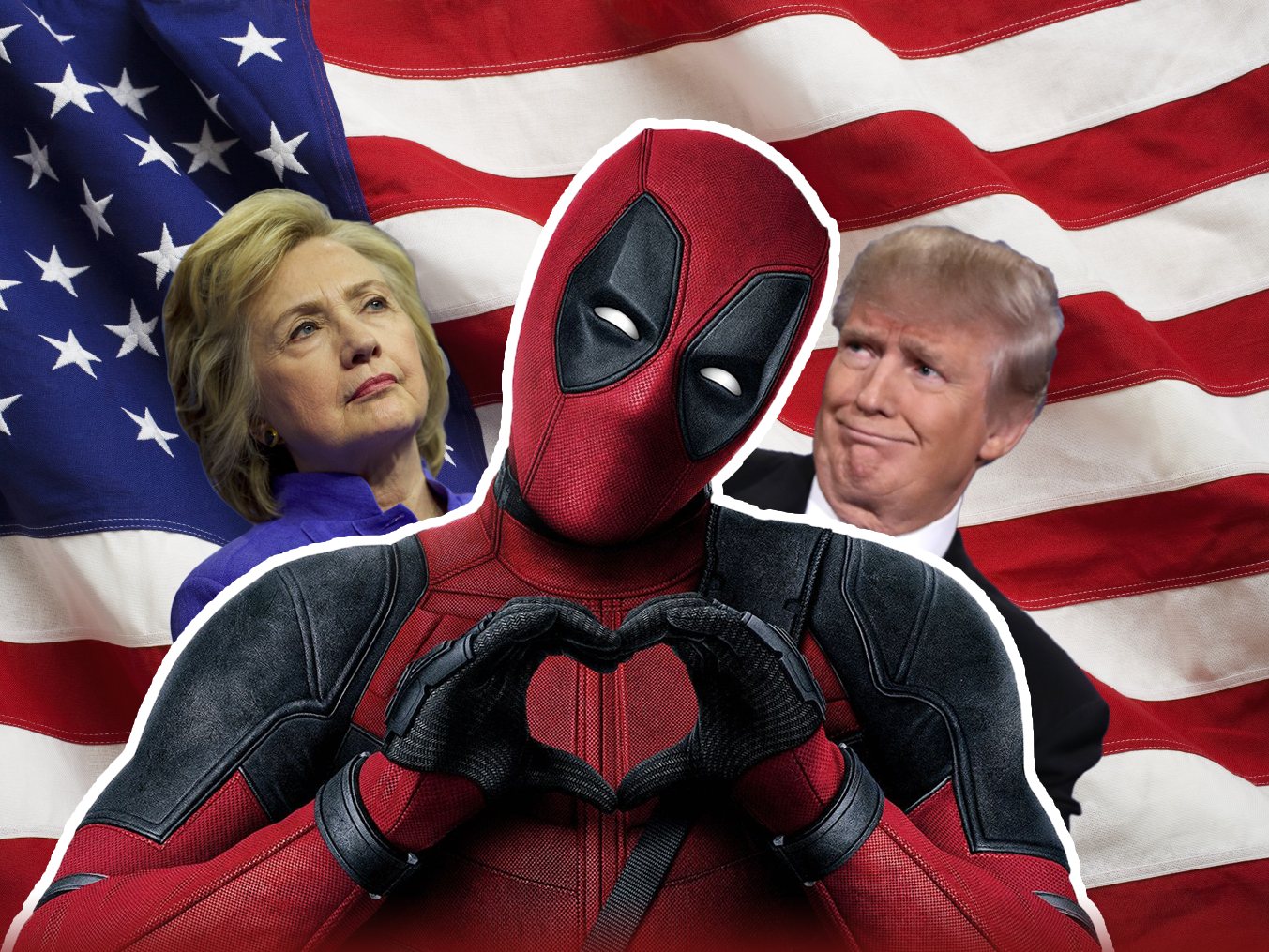 Faithless Electors Could Vote for Deadpool for President