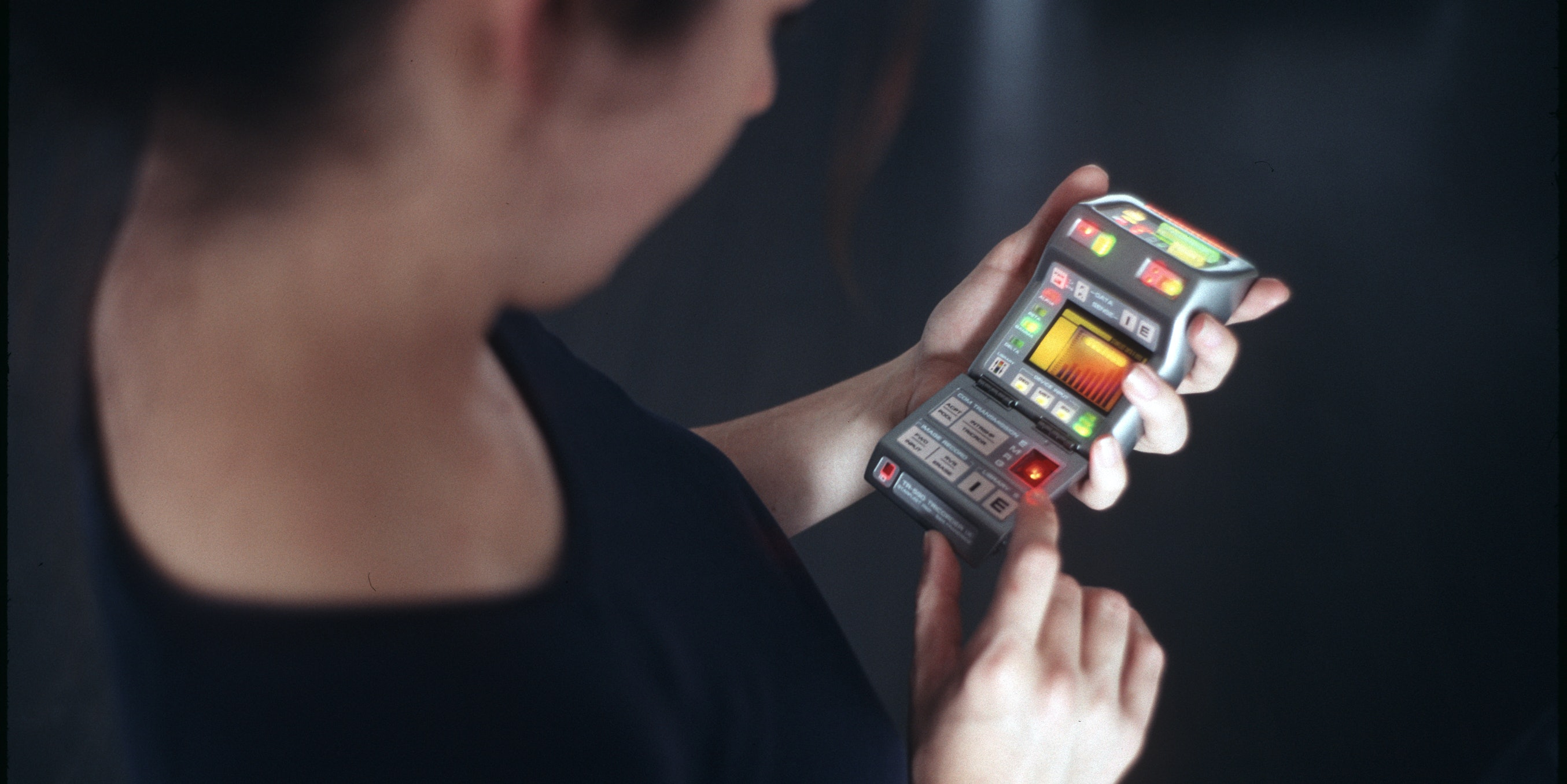 Tricorders will soon be a reality.