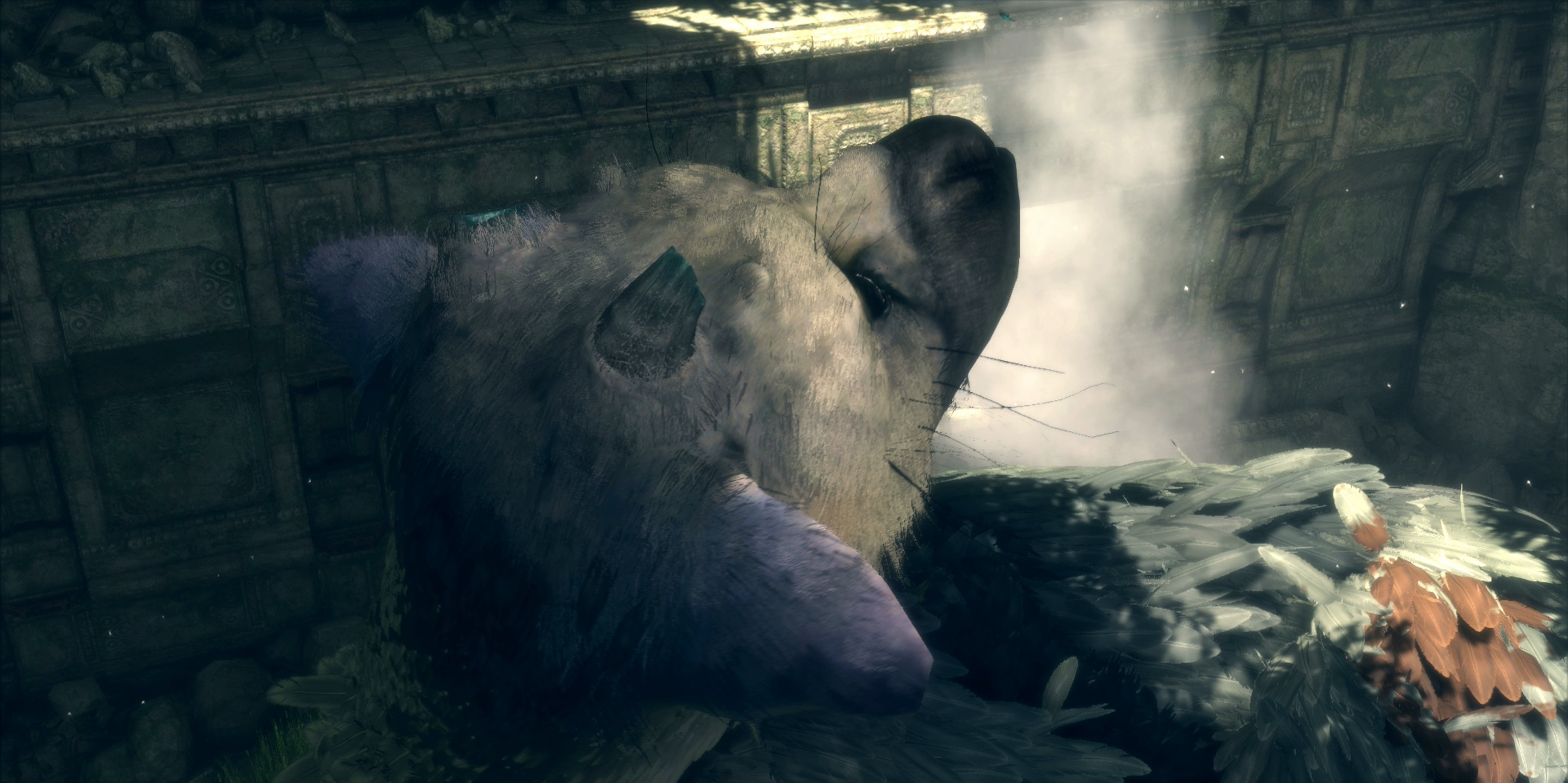 Controlling Trico in 'The Last Guardian' Is Not Easy