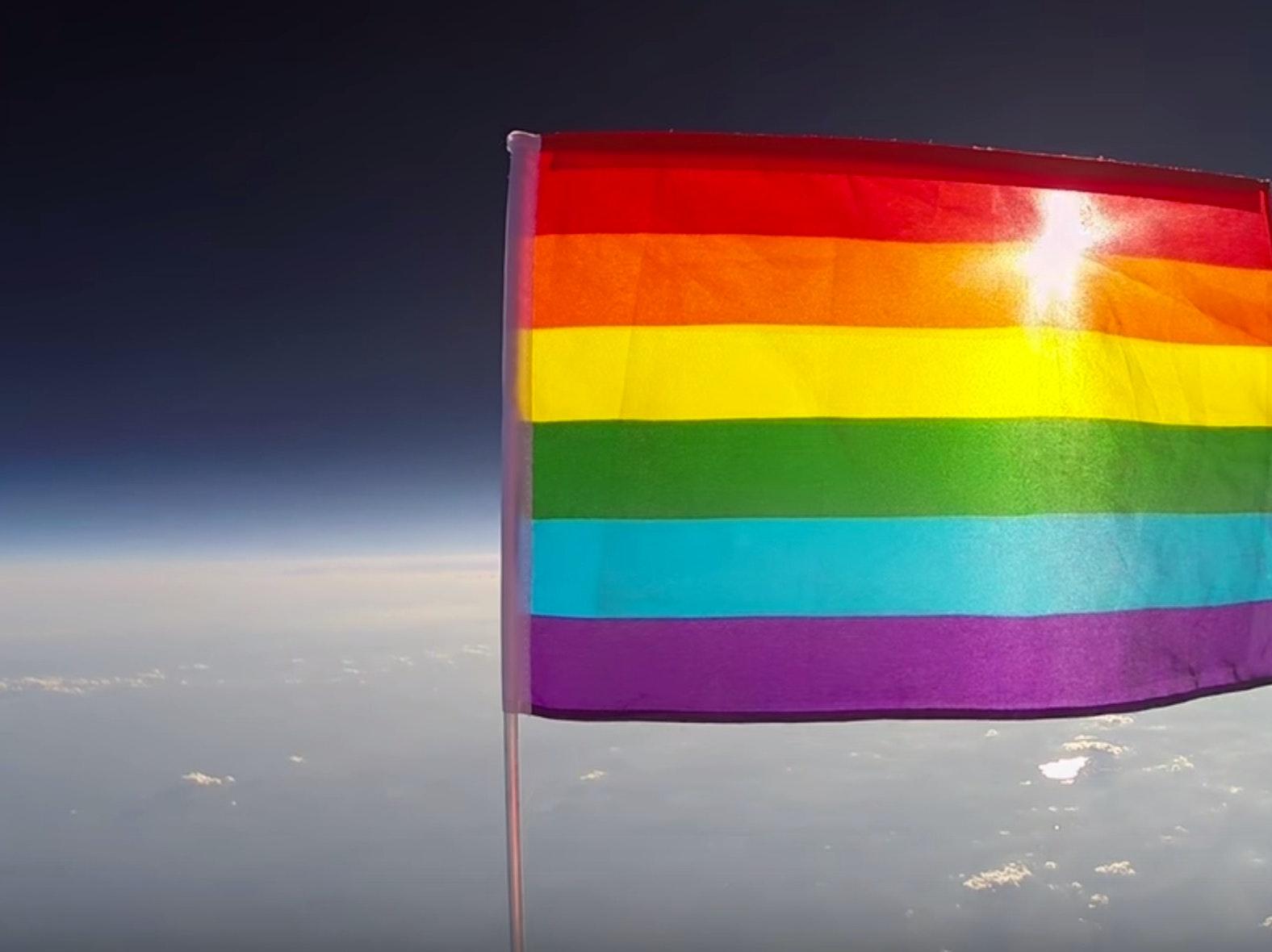 Space Is Now Gay AF
