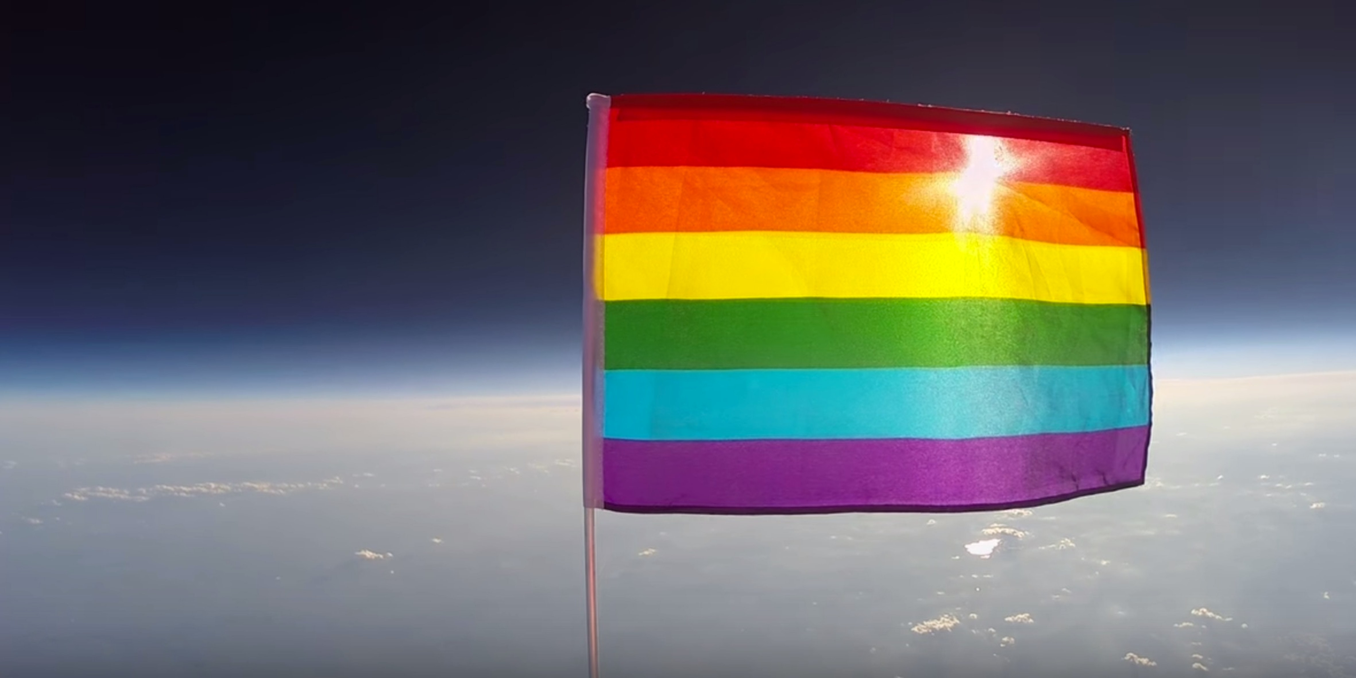 How activists made outer space lgbtq friendly inverse for What is outer space made of