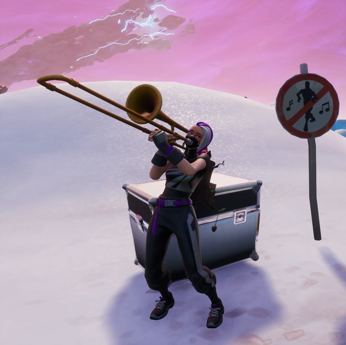 'Fortnite' No Dancing Sign Locations: Where to Find Them for Boogie Down