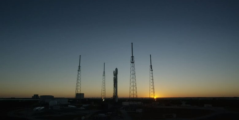 spacex announces new launch date and time for next falcon 9 mission