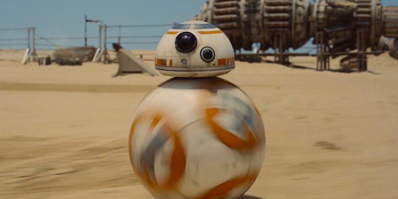 BB-8 The Force Awakens