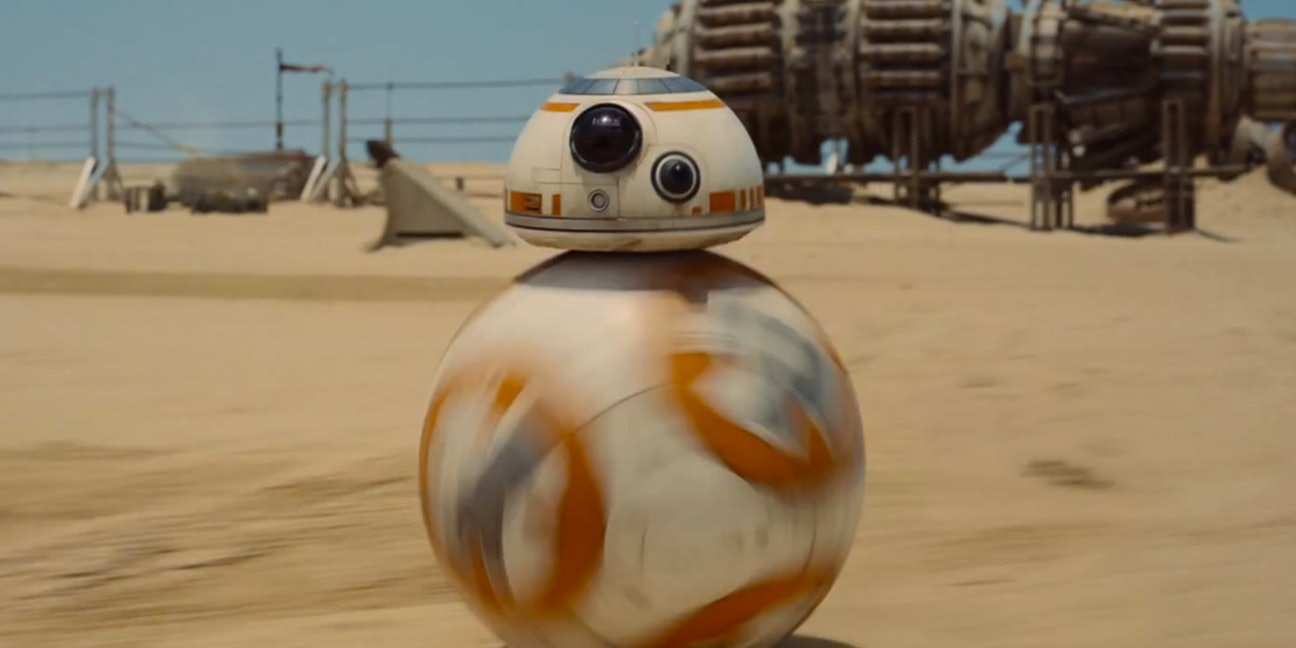 BB-8 The Force Awakens