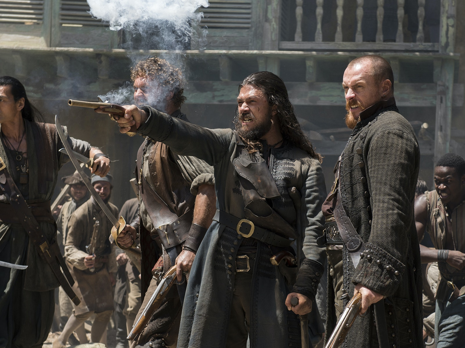5 Things to Note in the 'Black Sails' Season 4 Trailer