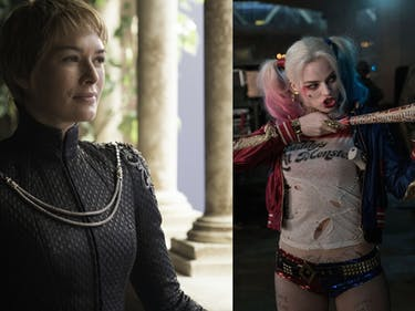 Harley Quinn and Cersei, and Crazy Female Characters