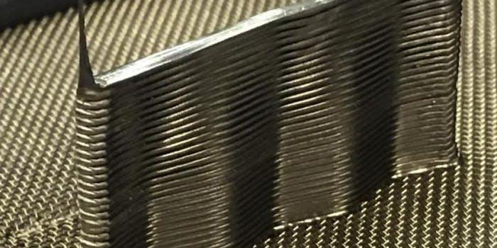 3d printing with metal