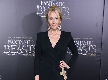 J.K. Rowling Just Confirmed She's Writing More Books