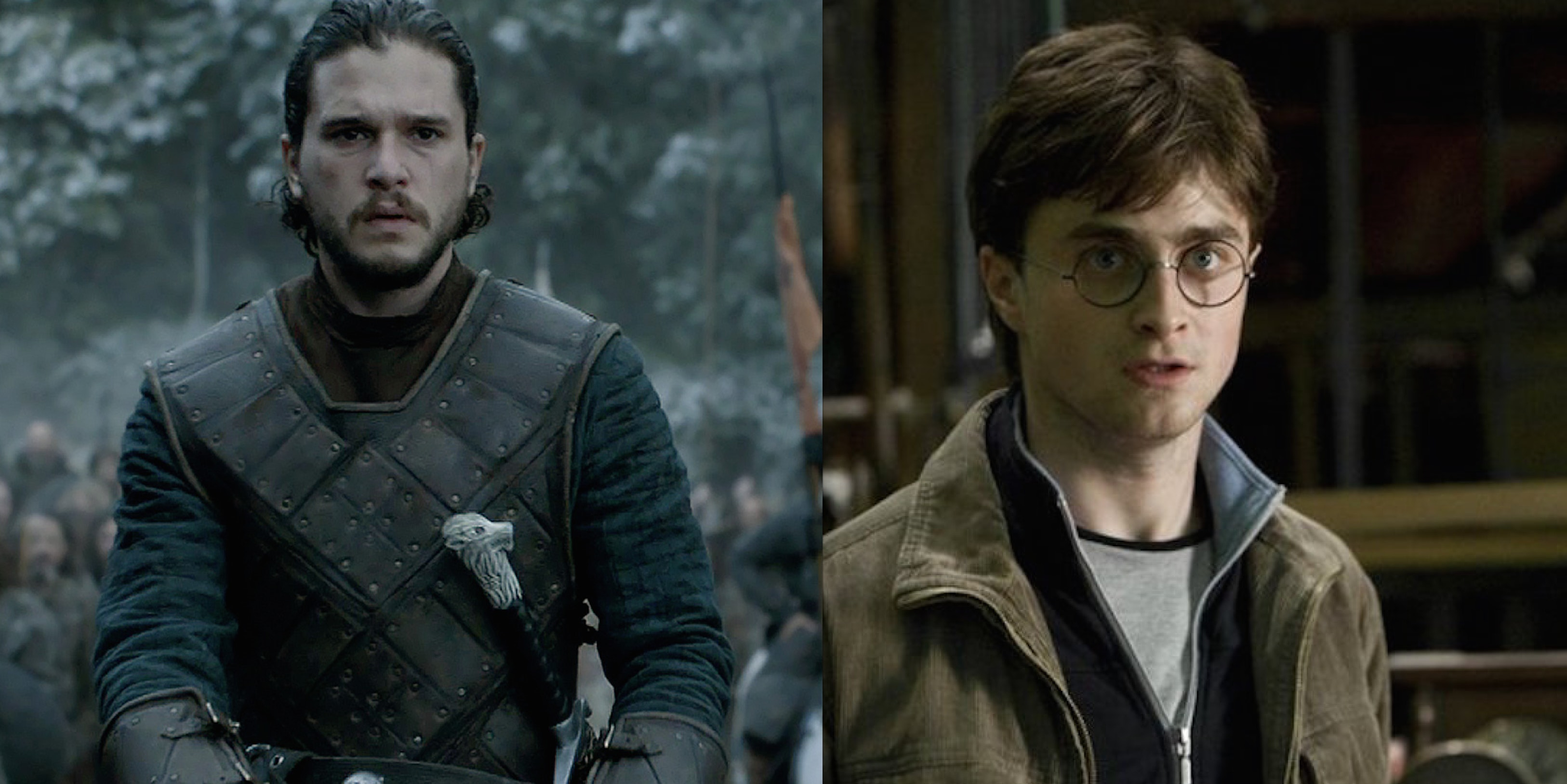 Curious Parallels Between 'Game of Thrones' and 'Harry Potter'