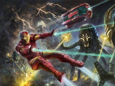 Get a Full POV Look at the Hong Kong Disney Iron Man Ride
