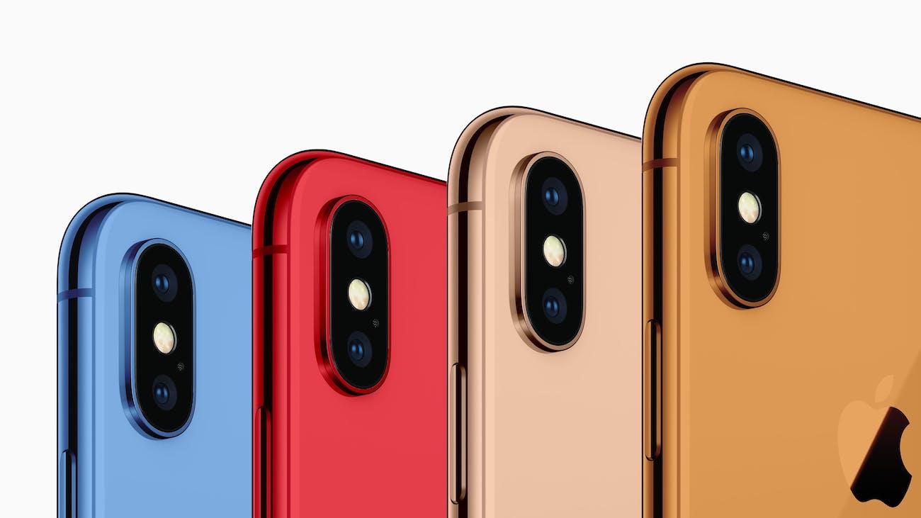 apple rumors iphone colors