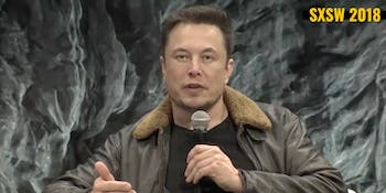 elon musk talks about the need for solar and wind energy at sxsw
