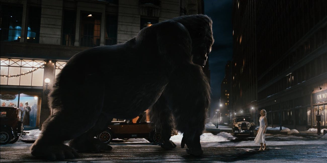 New King Kong Will Be Taller But Not As Tall As Godzilla Inverse