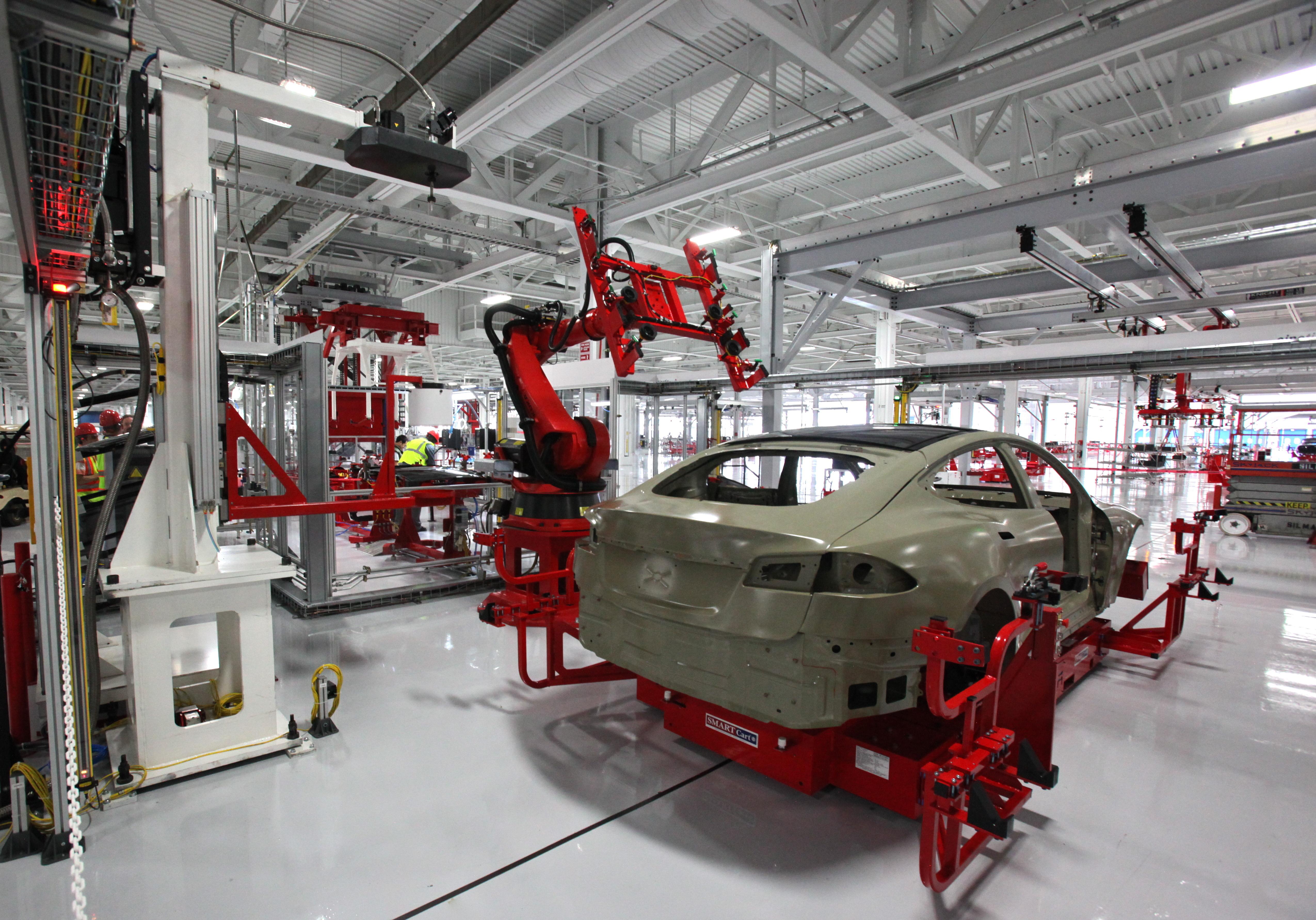 Tesla Autobots