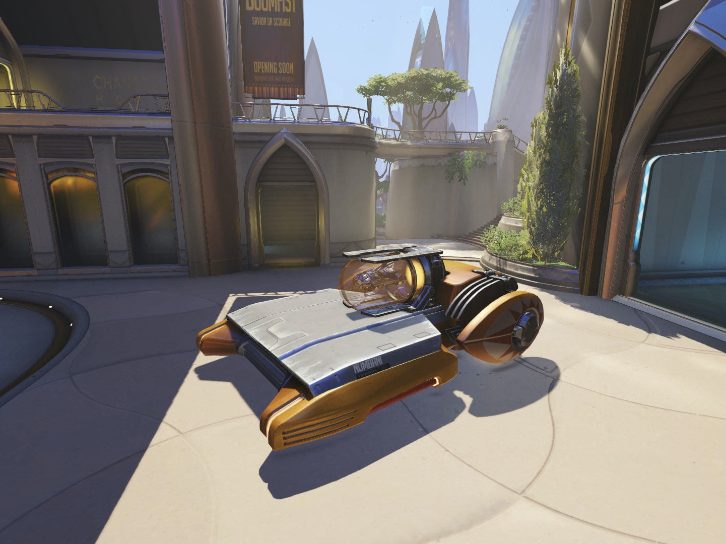'Overwatch' Predicts Earth Will Develop Flying Cars by the 2070s