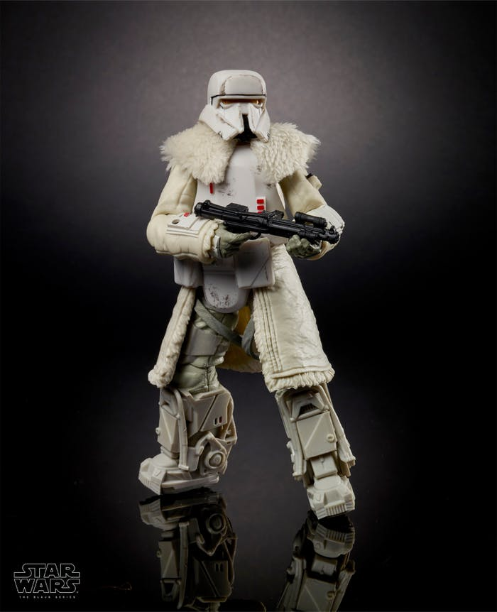 The Imperial Range Trooper.
